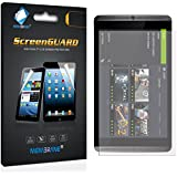 Membrane Nvidia Shield Tablet Screen Protector Cover Guard - [3 Pack - HD Clear]