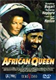 African Queen - Sam Spiegel, James Agee, Jack Cardiff, John HustonHumphrey Bogart, Katharine Hepburn, Robert Morley, Peter Bull, Theodore Bikel