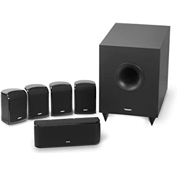 Tannoy TFX-5.1 Compact 5.1CH Home Theatre Speaker Package System - Black