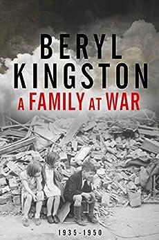 A Family At War by [Kingston, Beryl]