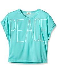 Molly Bracken MMS1036E16 - T-shirt - Imprimé - Col rond - Manches courtes - Fille