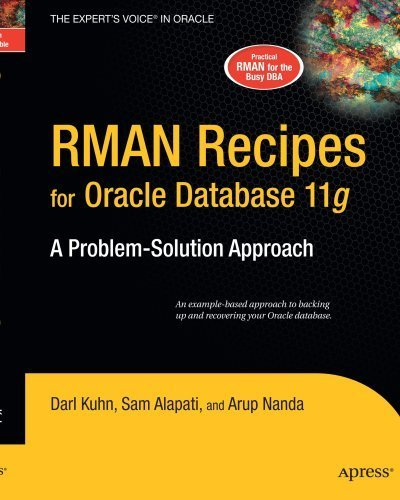 cle Database 11g: A Problem-Solution Approach (Expert's Voice in Oracle) by Sam Alapati (2007-08-30) ()