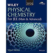 Wiley's Physical Chemistry for JEE (Main & Advanced), 2020ed