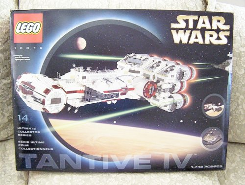 Preisvergleich Produktbild Lego Star Wars Ultimate Collector Series Tantive IV (10019) [overseas import regular article] (japan import)