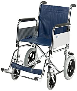 Days Transit Wheel Chair Detachable Arms and Foot Rest
