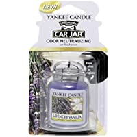 "Yankee Candle ""Lavender Vanilla Ultimate Car Freshener Jar, Purple - ukpricecomparsion.eu"
