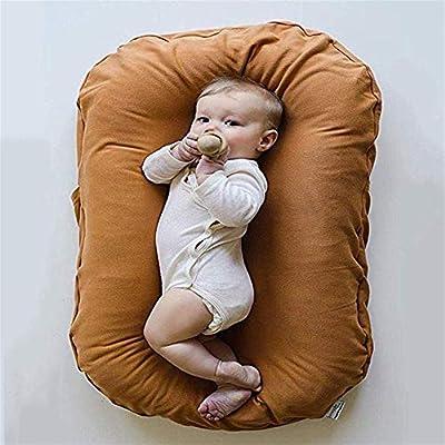 EETYRSD bebé útero de algodón Cama biónica Cama recién Nacida extraíble y Lavable Portable de la Cama recién Nacido