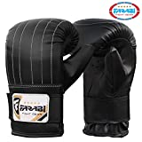 Boxing punch bag mitt gloves punching boxing gloves mma training (Free shipping)