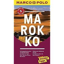 MARCO POLO Reiseführer Marokko: Reisen mit Insider-Tipps. Inkl. kostenloser Touren-App und Event&News Autovermietung Marokko