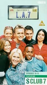 S Club 7: L.A. 7 [VHS] [2000]