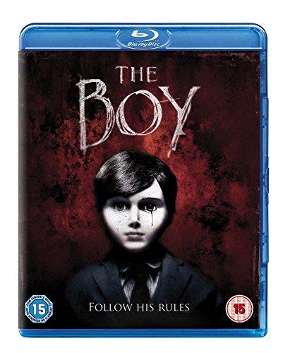 The Boy [Blu-ray] [UK Import] -