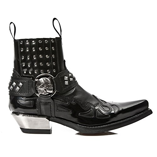 New Rock M.7950-S1 BLACK, BLACK