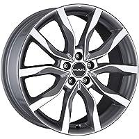 MAK KOLN Silver 8.5x20 ET32 5x112 Hub Bore 66.45 Alloy Rims preiswert