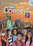 Anglais 3e New Connect (1CD audio)