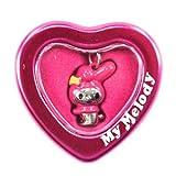 My-Melody-Handyanhnger-HOT-PINK-HOOD-in-Metalldose
