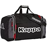Kappa Sac de sport Ghana Noir 60 x 28 x 30 cm