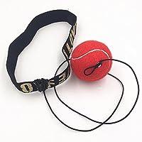 Soulitem, Equipo de Pelota de Combate con Banda para la Cabeza, Ejercicios para Entrenamiento de Velocidad, Boxeo y Deportes de Combate