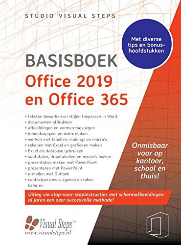 Basisboek Office 2019 en Office 365