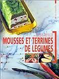 Mousses et terrines de légumes