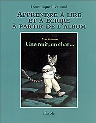 Une nuit, un chat... d'Yvan Pommaux