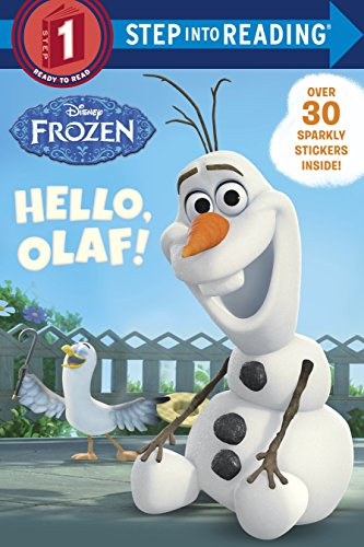 Hello, Olaf! (Disney Frozen) (Step Into Reading, Step 1: Frozen)