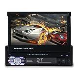 Autoradio Auto MP5 Player A1SWM 9601G 7 pollici Autoradio GPS Navigazione MP5 Player Bluetooth AUX USB Ricevitore Radio nel cruscotto principale con scheda