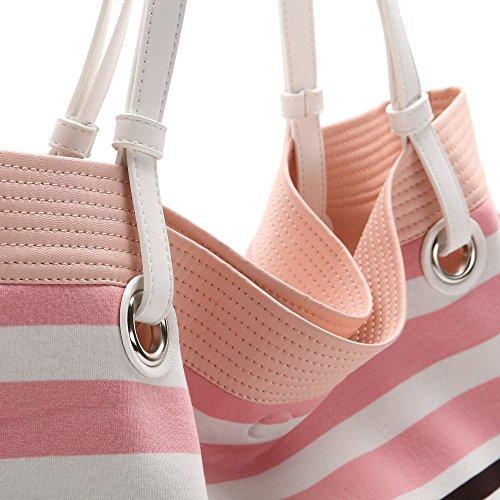 ABBACINO Trendy Olbia  /  Pale Pink, Borsa a spalla donna Rosa (PALE PINK)