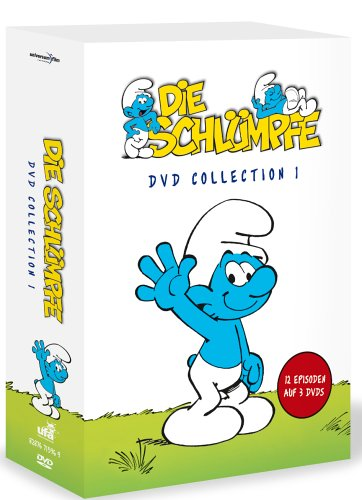 Die Schlümpfe - DVD-Collection 1