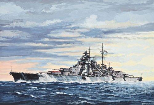 Imagen 1 de Revell 05098 Bismarck - Acorazado a escala [Importado de Alemania]