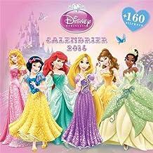 CALENDRIER PRINCESSES 2014