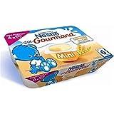 Nestlé Ptit gourmand mini semoule lait 6x60g - ( Prix Unitaire ) - Envoi Rapide Et Soignée