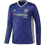 adidas Herren Fußball/Heim-Trikot FC Chelsea Replica L Blue/White, XL