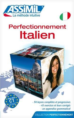 Perfectionnement Italien ; Livre