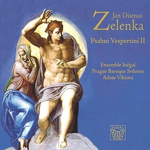 Jan Dismas Zelenka: Psalmi Vespertini