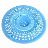 Chinatera Silikon Haare Sieb Waschtisch Badewanne Dusche Haare Abflusssieb