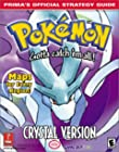 Pokemon Crystal Version - Prima's Official Strategy Guide