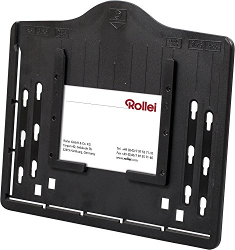 """Rollei PDF-S 340 - Multi Scanner für Dias, Negative und Fotos mit 14 Megapixel und 6,0 cm (2,4"""") LTPS LCD Farbmonitor, inkl. vielen Zubehör - Schwarz - 5"""