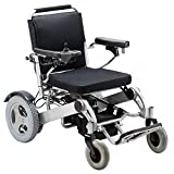 Heavy Duty Electric Power Wheelchair, Support up to 350lbs, Battery Mileage 23 Kms