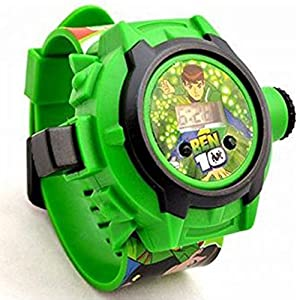 Zyamalox Ben 10 Projecter Watch