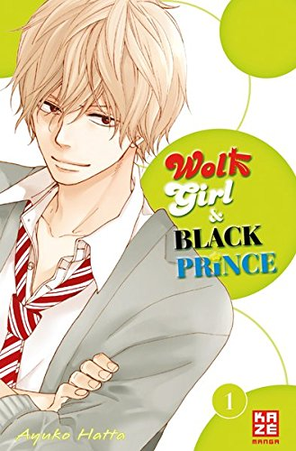 Wolf Girl & Black Prince 01