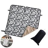 joizo Baby Wrap Blanket Wasser- und Wind Baby-Auto-Sitzdecke mit Baldachin Abdeckung Schlafdecke für Kleine Kinder für Babys (Tarnung)
