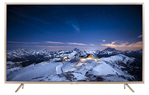 TCL 109.3 cm (43 inches) L43P2US 4K UHD LED TV (Golden)