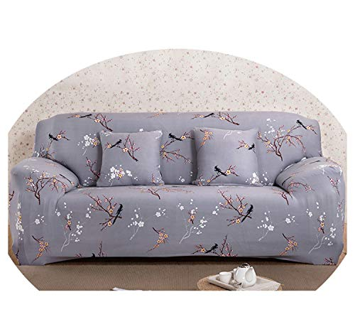 Brow Protector Sofa Cover Sofa Slipcover Furniture Couch Cover for Sofa Covers for Living Room Corner Sofa Cover Elastic 2 Two Seater -