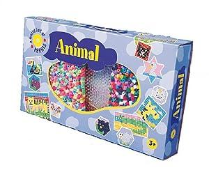 Playbox 6000 Animales Bügelperlenset Importado de Alemania