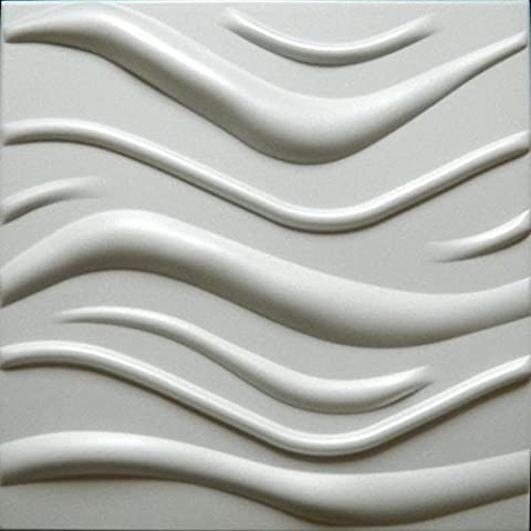 Botonera en pared interiores decorativas 3d – cuadros en pared 3d – Revestimiento de pared 3d