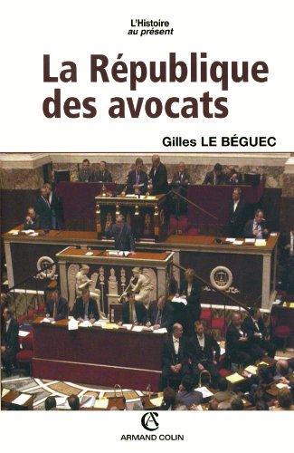 La République des avocats
