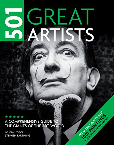 501 Great Artists PDF Books