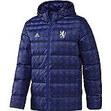 adidas CFC JKT - Jacke von Chelsea FC Herren, Farbe: blau / weiß, Größe M