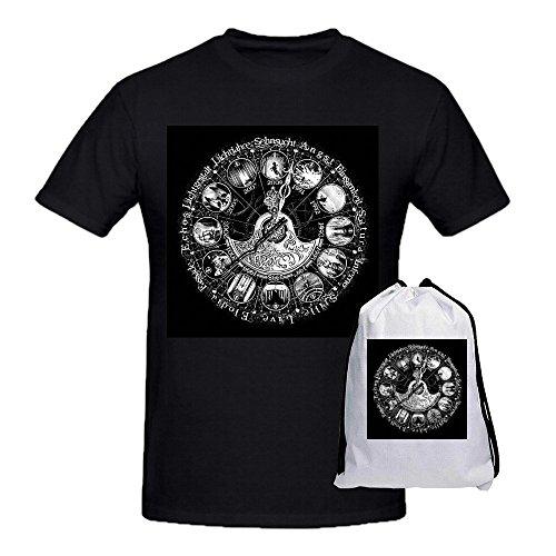 Lacrimosa Schattenspiel Uomo Tee Shirts
