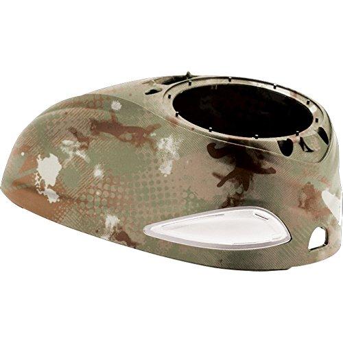 Dye Rotor Top Shell - Pieza de Repuesto de marcadoras de Paintball, Talla única